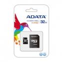 A-Data MicroSDHC 32 GB Class 4 +SD адаптер
