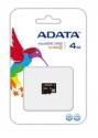 A-Data MicroSDHC 4 GB Class 4 без адаптера