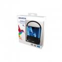A-Data Портативный Жесткий Диск 1 TB  HV610 чёрный/голубой, USB