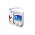 A-Data Портативный Жесткий Диск 1 TB  HV610 белый/голубой, USB 3