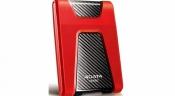 A-Data Портативный Жесткий Диск  1 TB  HD650 красный USB 3.0