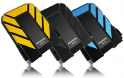 A-Data Портативный Жесткий Диск HDD 500 GB  HD710 голубой, USB 3