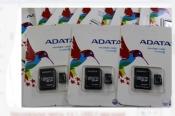 A-Data MicroSDHC 8 GB Class 10 +SD адаптер