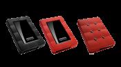 A-Data Портативный Жесткий Диск 500 GB  SH14 красный резина корп