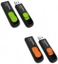 A-Data  USB   64GB  UV120  черный/красный