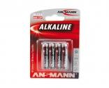 ANSMANN LR03 RED 5015553 BL4