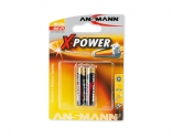 ANSMANN LR03 X-POWER 5015603 BL2