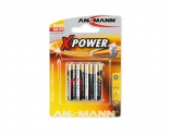 ANSMANN LR03 X-POWER 5015653 BL4