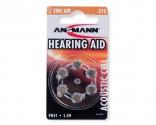 ANSMANN Zinc-Air 312  5013233 BL6 (PR41)