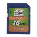 Apaсer SDHC 16GB Class4