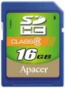 Apaсer SDHC 16GB Class6
