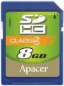 Apaсer SDHC 8GB Class4