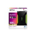 "Silicon Power /USB 3.0 /2.5""  Armor A15 500 GB"