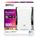 "Silicon Power /USB 3.0 /2.5"" Armor A30 500 GB"