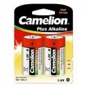 Camelion LR20 Plus Alkaline  BL2