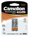 Camelion R03 (AAA)-1000mAh Ni-Mh BL-2