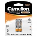 Camelion R03 (AAA)-1100mAh Ni-Mh BL-2