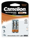 Camelion R03 (AAA)-800mAh Ni-Mh BL-2