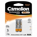 Camelion R03 (AAA)-900mAh Ni-Mh BL-2