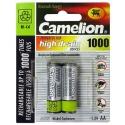 Camelion R6 (AA)-1000mAh Ni-Cd BL-2