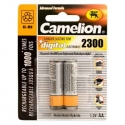 Camelion R6 (AA)-2300mAh Ni-Mh BL-2