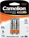 Camelion R6 (AA)-2500mAh Ni-Mh BL-2