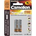 Camelion R6 (AA)-2700mAh Ni-Mh BL-2