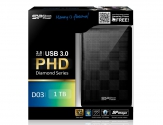 "Silicon Power /USB 3.0 /2.5""  Diamond D 03 1 TB"