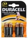 Duracell MN1500 LR 6 BL4