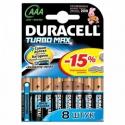 Duracell MN2400 LR 03 BL8 TURBO MAX