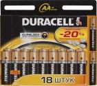 Duracell MN1500 LR 6 BL18