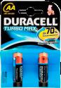 Duracell MN1500 LR 6 BL2 TURBO MAX