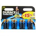 Duracell MN1500 LR 6 BL8 TURBO MAX