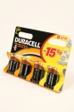 Duracell MN1500 LR 6 BL8 AA