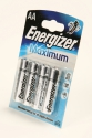Energizer E91 LR6 Maximum+ BL4