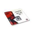 Kingston MicroSDHC 4GBClass4 Без адаптера
