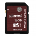 Kingston  SDHC 16GB UHS-I Speed Class 3 (U3)