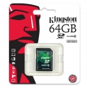 Kingston  SDХC 64GB Class 10