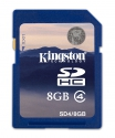 Kingston  SDHC 8GB Class4
