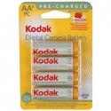 Kodak HR6-4BL 2100mAh Pre-Charged
