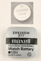 MAXELL S626L-SG4  377