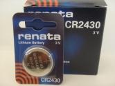 Renata CR 2430