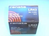 Renata  LR43  BL-2