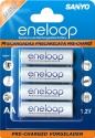 SANYO Eneloop HR-3UTGA-4BP F734S1121 BL4