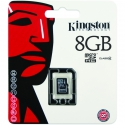 Kingston MicroSDHC 8GBClass4 Без адаптера