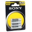 SONY  R-03 BL4/AAA