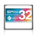 Silicon Power Compact Flash 32GB 200*