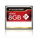 Silicon Power Compact Flash 8GB 400*