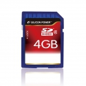 Silicon Power SDHC 4GB Class4