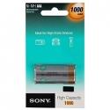 Sony HR03-2BL 1000 mAh